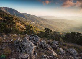 Massif du Troodos: voici une vallée vraiment magique
