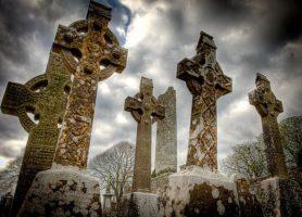 Monasterboice: une balade au cœur de l'art