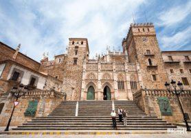 Monastère de Guadalupe: le sanctuaire enchanteur