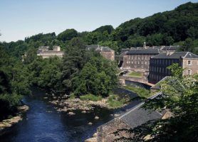 New Lanark: découvrez ce hameau fantastique