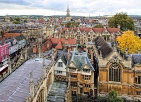Oxford: une emblématique ville de l'Angleterre