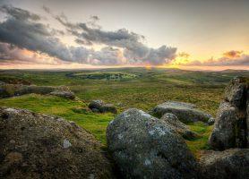 Parc national de Dartmoor: le paradigme de la beauté