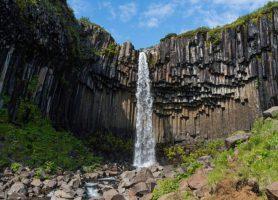 Parc national de Skaftafell: l'exceptionnel promontoire!