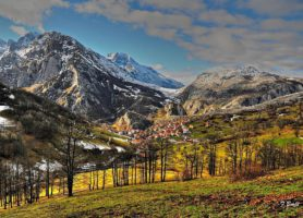 Parc national des Picos de Europa: une verdure paradisiaque