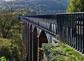 Pont-canal de Pontcysyllte: sur les hauteurs d'un ouvrage vertigineux