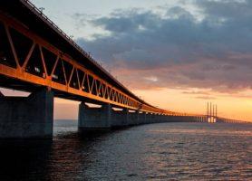 Pont de l'Øresund: un trésor exceptionnel