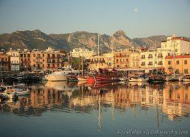 Port de Kyrenia : découvrez ce splendide joyau