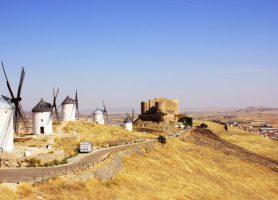 Route de Don Quichotte: un itinéraire culturel exceptionnel