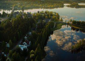 Rovaniemi: la belle capitale de la Laponie finlandaise