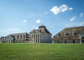 Saline royale d'Arc-et-Senans: découvrez ce joyau
