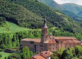 Monastères de San Millán de Yuso: une prodigieuse bâtisse religieuse