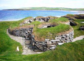 Skara Brae: l'étoile du cœur néolithique d'Orkney