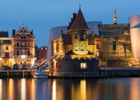 Stralsund: une magnifique cité urbaine