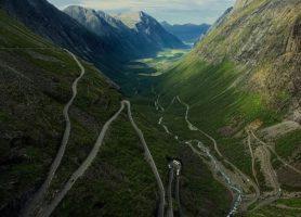 Trollstigen: découvrez cette route pas comme les autres