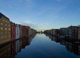 Trondheim: découvrez cette cité fascinante