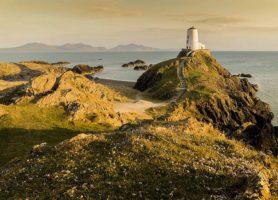 Île d'Anglesey: la captivante cité princière