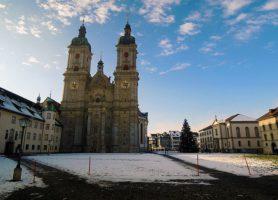 Abbaye de Saint-Gall: un vrai centre monastique
