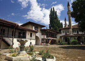Bakhtchissaraï: un lieu important du passé de l'Ukraine
