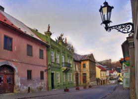 Banská Štiavnica: un joyau de la Slovaquie