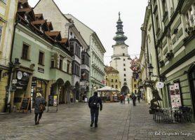 Bratislava: l'impressionnante capitale slovaque