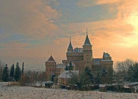 Château de Bojnice: une galerie d'art pas comme les autres