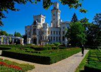 Château de Hluboka nad Vltavou