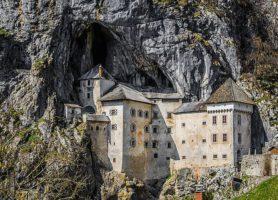 Château de Predjama: au cœur d'une forteresse si unique