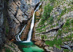 Chute de Savica: une époustouflante cascade cachée dans le bois