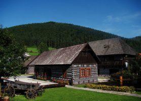 Čičmany: un petit coin simple et charmant