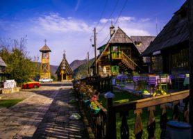 Drvengrad: découvrez ce magnifique village