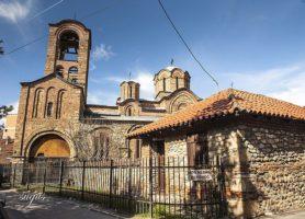 Église de la Vierge de Leviša: l'exceptionnel monument orthodoxe!