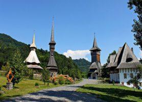 Églises en bois de Maramureş: de superbes églises roumaines en bois