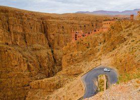 Gorges du Dadès: au cœur des vertigineux sommets du Maroc