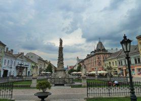 Košice: deuxième plus importante cité slovaque