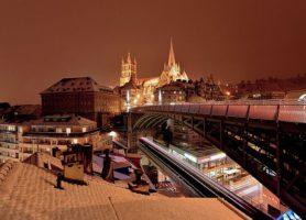 Lausanne: l'adorable station de villégiature
