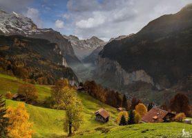 Lauterbrunnen: découvrez cette somptueuse vallée!