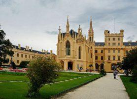 Lednice-Valtice: une architecture, une beauté, un plaisir