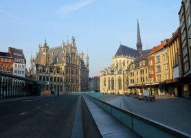 Louvain: offrez-vous une contemplation de la beauté flamande