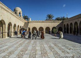 Médina de Tunis: un des coins les plus importants du monde islamique