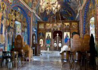 Monastère d'Ostrog