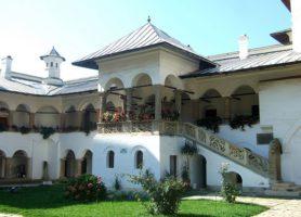 Monastère de Horezu: au sein d'un monastère riche en couleur