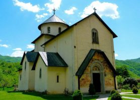 Monastère de Morača: le royaume du pèlerinage