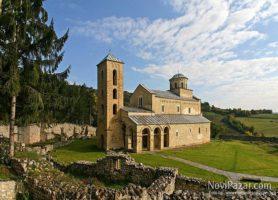 Monastère de Sopoćani: le merveilleux reflet de l'art médiéval serbe