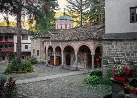 Monastère de Troyan: la sainte des Balkans