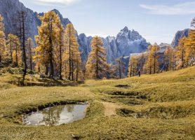 Parc national du Triglav: la nature dans ses belles œuvres