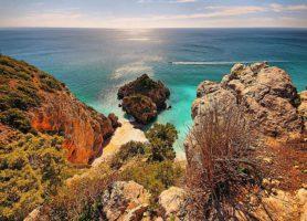 Parc naturel de l'Arrábida: un site paradisiaque