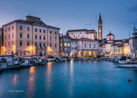 Piran: découvrez cette merveilleuse ville slovène