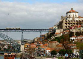 Pont Dom-Luís: une œuvre architecturale impressionnante