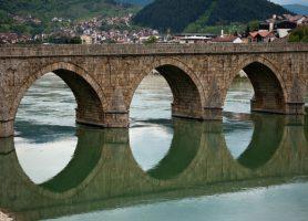 Pont de Višegrad: un véritable chef-d'œuvre architectural