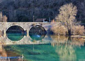 Rijeka Crnojevica: le beau petit village monténégrin